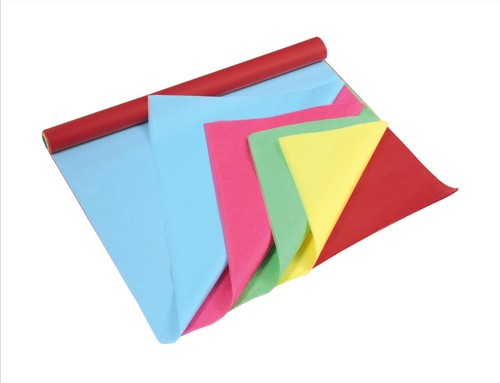 Tissue Paper Roll Rainbow Colours 25 Sheets Code 9737RCA01