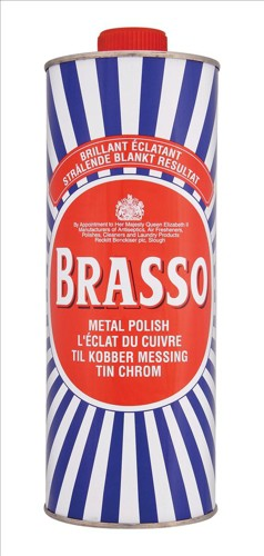 Brasso Metal Polish Liquid 1 Litre