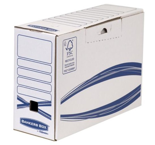 Bankers Box  Basics Transfer File Recycled Board