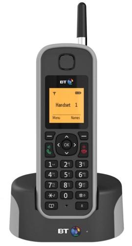 BT Elements DECT Telephone Cordless 1000m Range