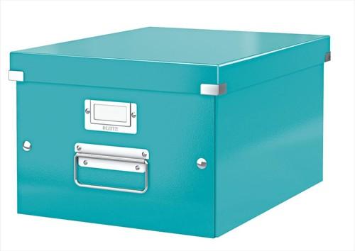 Leitz Click & Store Medium Box Iceblue