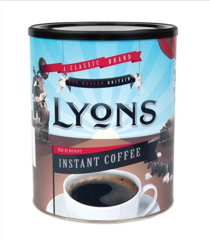 Lyons Rich Roast Instant Coffee Granules 750g