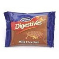 McVities Chocolate Digestive Buscuits 2Pack Code A07384