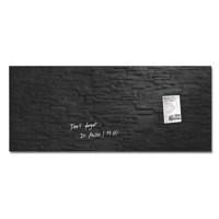 Sigel Magnetic Glass Board Artverum 1300x550mm Slate