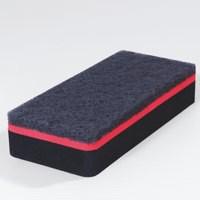 Sigel Glass Board Eraser Black Magnetic Cleaning Fleece