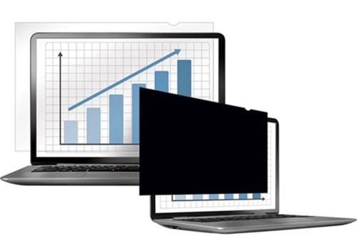 Fellowes 15.4in Widescreen Notebook/LCD Privacy Filter
