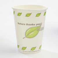 Stewart Superior Biodegradable PLA Cups 12oz 340ml