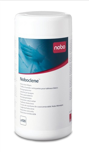 Noboclene Cleaning Wipes Pk100 1901438
