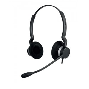 Jabra BIZ 2300 Duo Noise Cancelling Headset