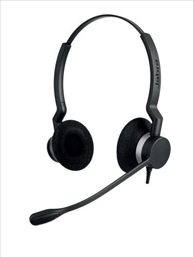 Jabra BIZ 2300 Duo Noise Cancelling Headset