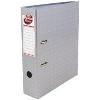 Pukka Pad Metallic A4 Ringbiner Silver/Pink/Blue Pack 6