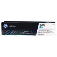 HP 130A  Laserjet Toner Cartridge Cyan CF351A