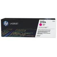 HP 312A LaserJet Toner Cartridge Magenta CF383A
