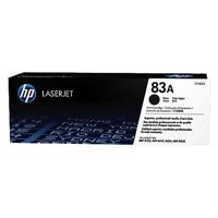HP 83A Laserjet Toner Cartridge Black CF283A