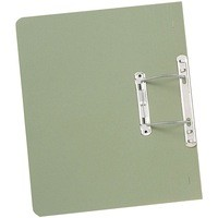 Guildhall Transfer Spring Files Heavyweight 420gsm Capacity 38mm Foolscap Green