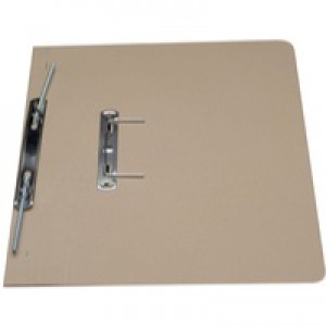 Guildhall Transfer Spring Files 315gsm Capacity 38mm Foolscap Buff