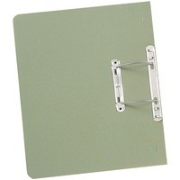 Guildhall Transfer Spring Files 315gsm Capacity 38mm Foolscap Green