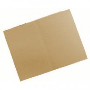 Guildhall Square Cut Folders Manilla 315gsm Foolscap Buff