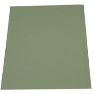 Guildhall Square Cut Folders Manilla 315gsm Foolscap Green