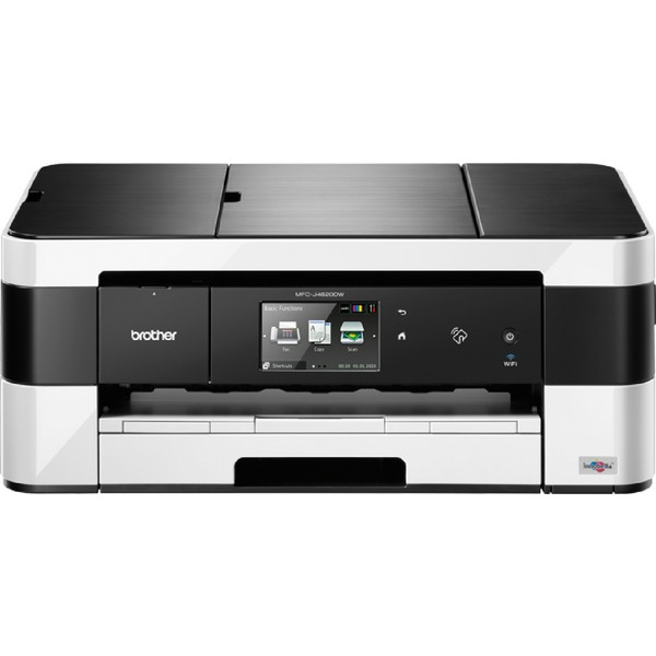 Brother MFC-J4620DW Colour Inkjet Multifunction Printer A3