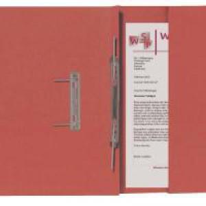 Guildhall Transfer Spiral Pocket File Right Hand Orange