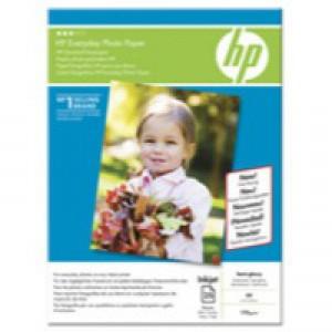 HP Eday Photo Ppr Semi Glos A4 25 Q5451A
