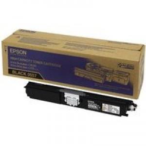Epson AcuLaser C1600/CX16 Black Toner