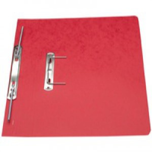 Europa Red Spiral File Foolscap Pk25