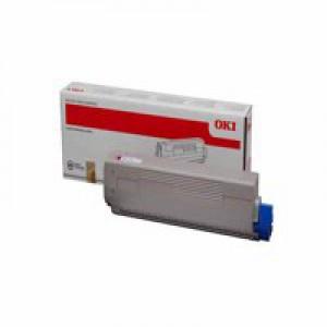 OKI Mag Toner C831 10K 44844506