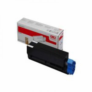 Oki B401 Black Toner Cartridge Code 44992401