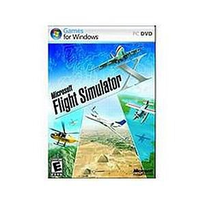 Microsoft Flight Simulator X Standard For PC Complete Ref JH7-00063