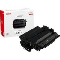 Canon 724H Black Toner Cartridge