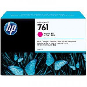 HP 761 Magenta Ink Cartridge CM993A