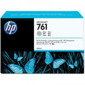HP 761 Grey Inkjet Cartridge CM995A