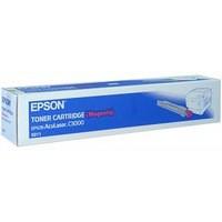 Epson AcuLaser C3000 Acubrite Toner Cartridge Magenta S050211 C13S050211