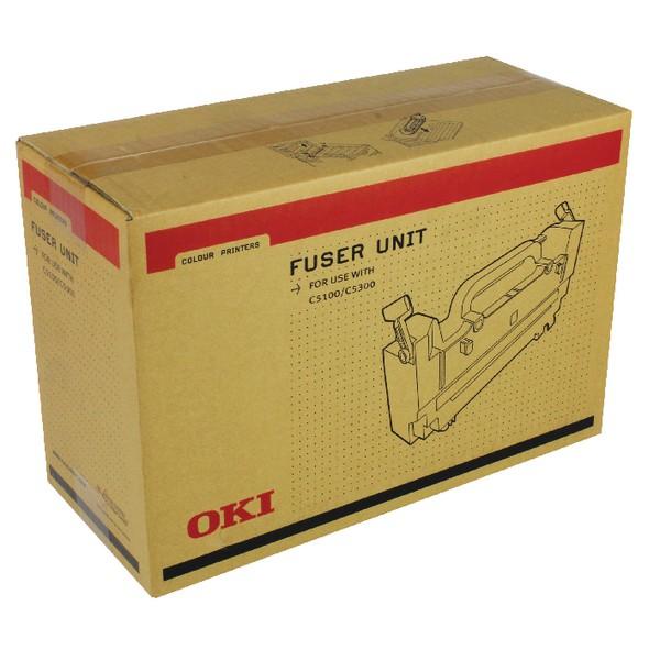 Oki C5100/C5300 Fuser Unit Black 42158603