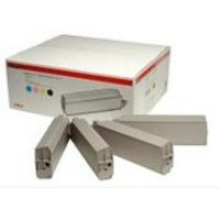 Oki C9300/500 Toner Rainbow Pk4 01101101