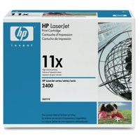 Hewlett Packard [HP] No. 11X Laser Toner Cartridge Page Life 12000pp Black Ref Q6511X