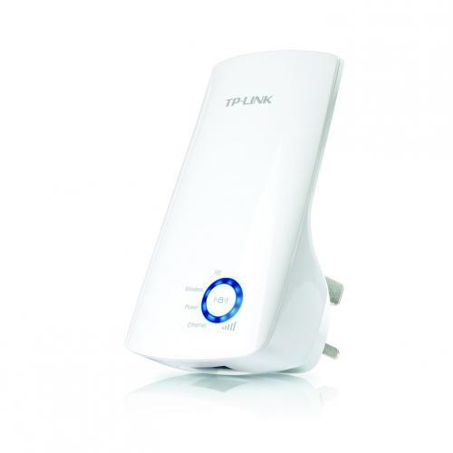 TP Link TL-WA850RE Wireless N Boost Dual Band Wall Plug Range Extender Ref TL-WA850RE