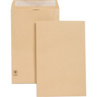 N/Gdn Manilla Envelope 353x229mm Pk250