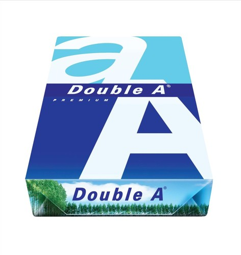 Double A Premium Copier Paper Multifunctional A4 100 gsm 500 Sheets White