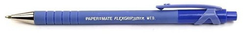 Papermate Flexgrip Ultra Retractable Ball Pen Value Pack Blue Tuck 36