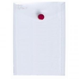 Snopake Polyfile P Wallet File Polypropylene Portrait A5 Clear Code 13280