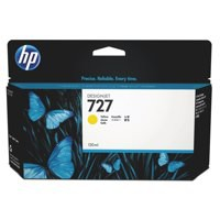 HP 727 130ml Inkjet Cartridge Yellow Code B3P21A