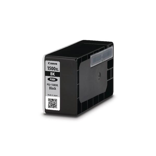 Canon PGI-1500XLBLK Inkjet Cartridge Hugh Yield Black