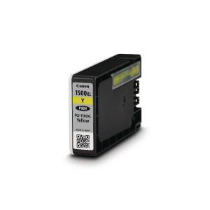 Canon PGI-1500XLC Inkjet Cartridge High Yield Yellow