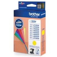 Brother LC223Y Inkjet Cartridge Yellow