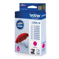 Brother LC225XLM Inkjet Cartridge High Yield Magenta