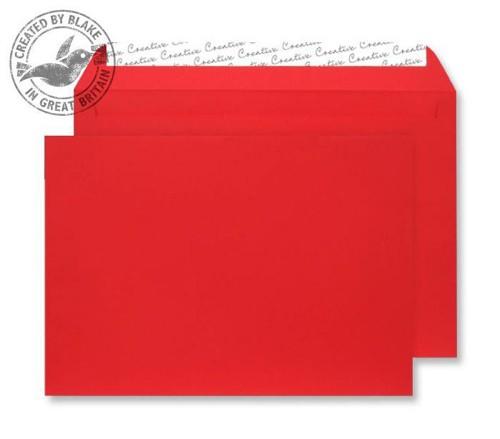 TouchVelvet Wlt P&S C5 Red Pk20