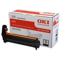 Oki C610 Ep C610 Black Drum Unit Code 44315108